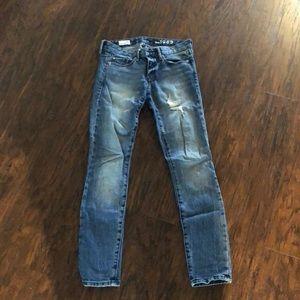 Brand new gap skinny jeans